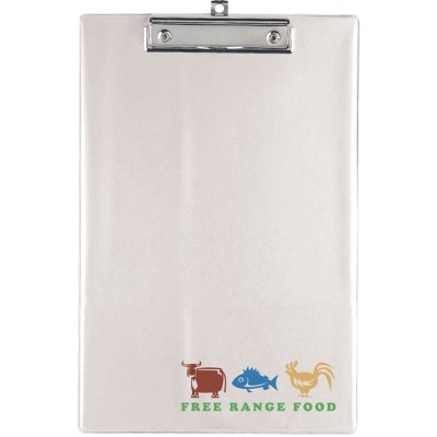 Image of A4 Clipboard - White