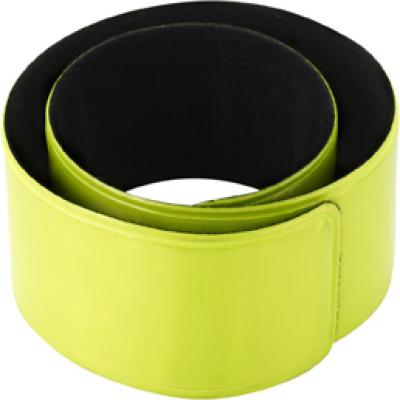 Image of Reflective plastic snap arm band
