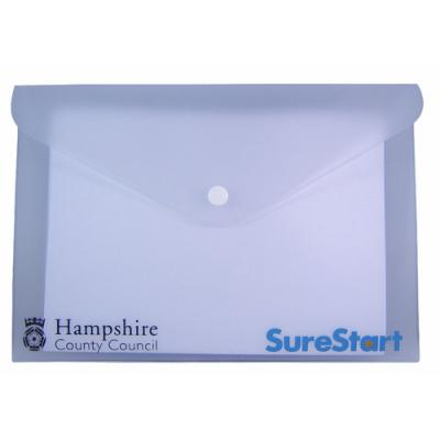 Image of PVC Document Wallets