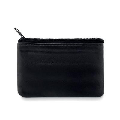 Image of Leather wallet keyholder