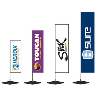 Image of Bat Fan T Advertising Flag 70 X 250 Cm