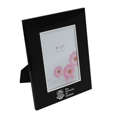 Image of Noir Photo Frame